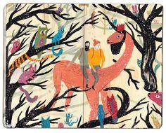 Collaborative Fairy Tale : Nicholas Stevenson