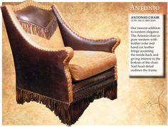 Austin Ranch chair