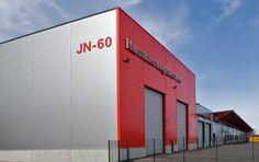 Логистический центр John Nurminen - Ruukki