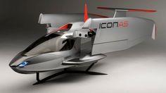 Conheça o Icon A5, o avião seguro que cabe na sua garagem