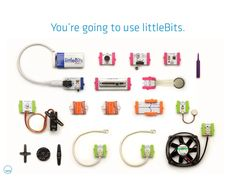Introduction to Hardware with littleBits