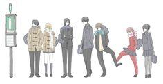 pixiv(ピクシブ)は、イラストの投稿・閲覧が楽しめる「イラストコミュニケーションサービス」です。幅広いジャンルのイラストが投稿され、ユーザー発のイラスト企画やメーカー公認のコンテストが開催されています。 Katsura Kotaro, Gintama, Okikagu, Cartoon Games, Asuna, Doujinshi, Peace And Love, What Is Like, Art Reference