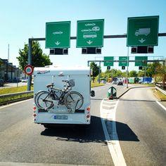 Em Genebra, no busão a caminho da França.