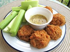 Yay!  Chik-less nuggets that are gluten-free & can be made vegan from @Sprint2theTable.