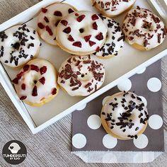 Doughnut, Pudding, Food, Custard Pudding, Essen, Puddings, Meals, Yemek, Avocado Pudding