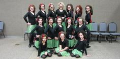 Harp Irish Dance Company at the Festival of Trees at the Sandy Expo Center in Utah. Directed by Aubree Shelley, TCRG
