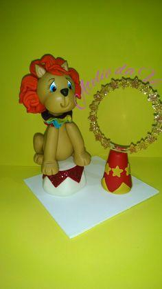 Leão Biscuit circo