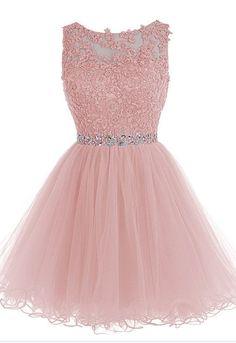 Pink #homecomingdresses