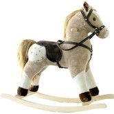 Found it at Wayfair - Small Plush Rocking Horse