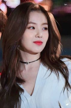 """""""the definition of beauty"""" Bob Hairstyles For Fine Hair, Haircuts For Long Hair, Trendy Hairstyles, Hairstyle Men, Wedding Hairstyles, Seulgi, Ombre Hair, Red Hair, Red To Blonde"""