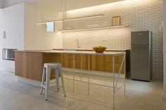 Vacation Home in Barcellona by architects Matteo Colombo + Andrea Serboli studio CaSA