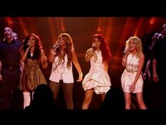 Little Mix sing Cannonball - The X Factor 2011 Live Final - itv.com/xfactor - crying. so. much. freaking. talent.