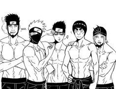 Naruto Uzumaki Shippuden, Naruto Kakashi, Anime Naruto, M Anime, Naruto Fan Art, Naruto Comic, Wallpaper Naruto Shippuden, Naruto Cute, Naruto Funny
