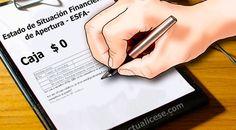 Caja sin fondos en el Balance de Apertura, ¿qué se debe hacer? « Notas Contador