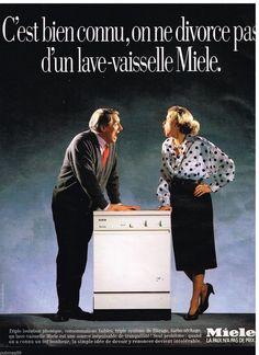 Publicité Advertising 1987 Electroménager Lave vaisselle Miele | Collections, Objets publicitaires, Publicités papier | eBay!