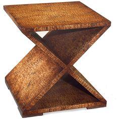 John Richard Tamo ash Maxsie Side Table
