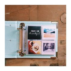 .@persnicketyprints | 4x4 Instagram mini book from @wermemorykeepers will be hitting shelves soon! ... | Webstagram