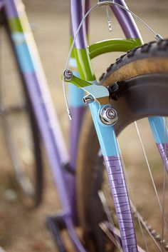 Coat took it to 11 with the component color work on the Paul brakes!  Photo by: Vanilla Workshop, via Flickr.