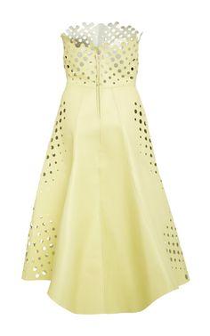 Target Dress In Cosmic Latte by Ioana Ciolacu