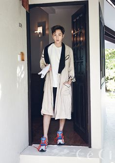 Jun Hyung - Ceci Magazine September Issue '14