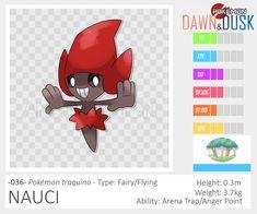 036 - NAUCI by Lucas-Costa.deviantart.com on @DeviantArt