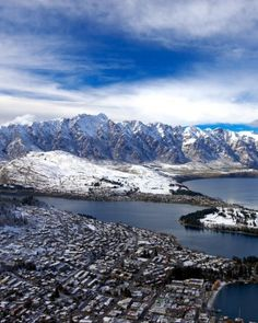 """See the """"The Spire, Queenstown, New Zealand """" in our Stylish Ski Hotels for Honeymoons gallery"""