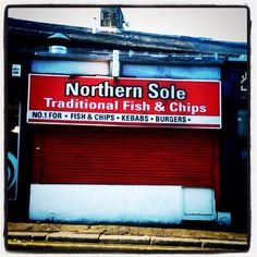 Northern Sole chip shop in Sheffield. Anyone ever visited?