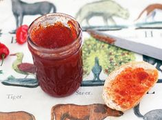 Coconut & Lime: recipes by Rachel Rappaport: Scotch Bonnet Pepper Jelly