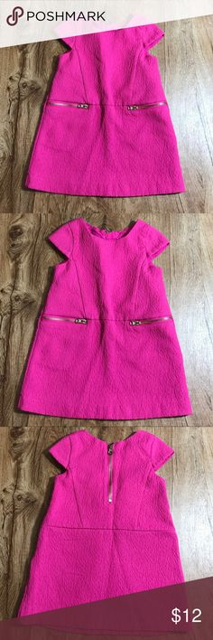 Gorgeous Hot Pink Genuine Kids from OshKosh Dress EUC Gorgeous Hot Pink Genuine Kids from OshKosh Dress 18 months Genuine Kids by OshKosh  Dresses Casual
