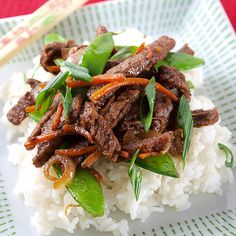 five-spice beef stirfry