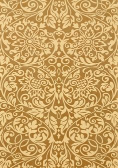 Roma Wallpaper In Metallic Gold From The Damask Resource 3 Collection Reinventing