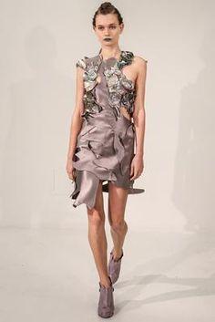 Threeasfour Fall 2013 Ready-to-Wear Fashion Show: Look 4