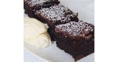 Recipe MasterChef 'Extreme Brownies' Recipe by Thermomix in Australia - Recipe of category Baking - sweet Brownies Cétoniques, Chocolate Brownies, Coconut Brownies, Decadent Chocolate, Chocolate Frosting, Chocolate Chips, White Chocolate, Thermomix Desserts, Köstliche Desserts