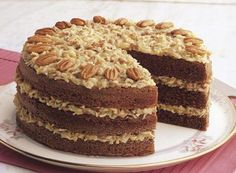 I've eaten chocolate twice since 1995. It doesn't work for me so I don't eat it anymore. But my mom makes the BEST German Chocolate Cake. She's actually pretty famous for it. I miss it. One of the most comforting yummies out there. Try it. Pls. Repin if you like it.