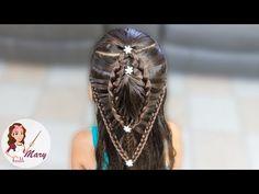 Peinado de Doble Trenza Con Topsy - YouTube