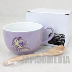 Ao no Blue Exorcist Mephisto Pheles Mug & Spoon Set JAPAN ANIME MANGA #Movic