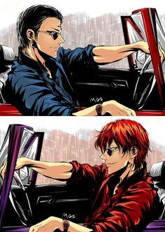 Chrollo and Hisoka - Hunter x Hunter