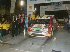 Largada simbólica del Rally Trans - Itapúa - Fotos - ABC Color