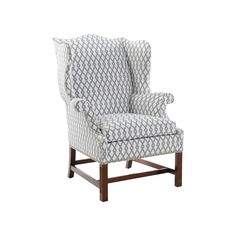 Southwood // Chippendale Wing Chair