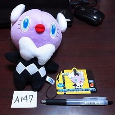 Takara Tomy Pokemon Plush DollGothita Mollimorba Scrutella 고디탱 bag With gifts #TakaraTomy