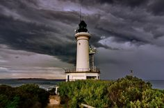 Storm Over The Rip by Phil Thomson on 500px