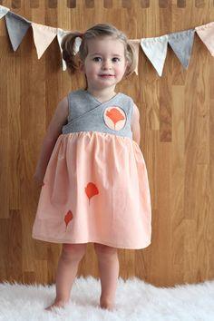 Lily en Woody: Birthday Lila dress