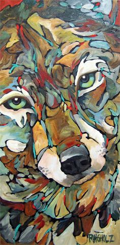 Amy Ringholz - Mission Wolf
