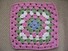 Granny squares voor beginners