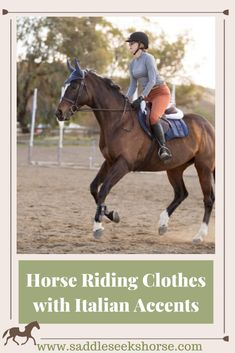 For Horses: Horse Riding Clothes with Italian Accents Equestrian Style, Equestrian Fashion, Horse Riding Clothes, Heavy Jacket, Italian Style, Winter, Riding Outfits, Sweatshirt, Hoodie