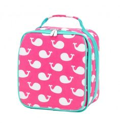 Whales Lunch Box Personalized Lunch Bags 6f00c17441f4f