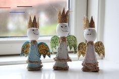 #gjørdetselvjul Christmas Trees For Kids, Toddler Christmas, 12 Days Of Christmas, Winter Christmas, Christmas Crafts, Xmas, Christmas Ornaments, Cute Crafts, Crafts To Do