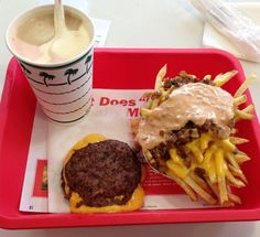 In-N-Out: Neopolitan Shake - Menu Items From Your Favorite Restaurant - Pictures