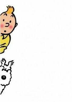 Hommage de Tibet // confession time: i did not notice the rock for a good five seconds Bd Comics, Funny Comics, Tin Tin Cartoon, Herge Tintin, Comic Art, Comic Books, Download Comics, Ligne Claire, Fox Terriers
