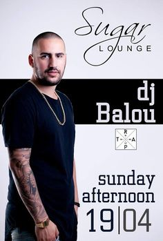 Sugar Lounge - DJ Balou | Verialife